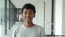 Porträtfoto des Deutschlerners Joby aus Indonesien