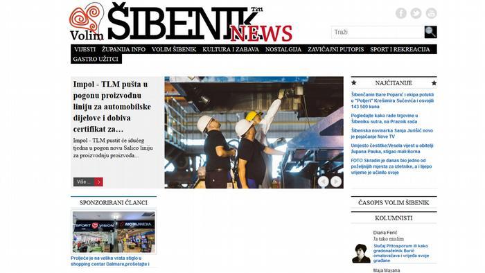 Portal Šibenik News