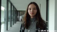 Porträtfoto der Deutschlernerin Ximena aus Guatemala