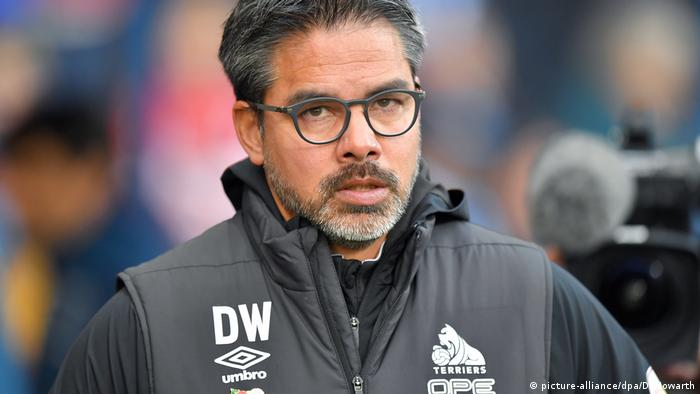 Großbritannien David Wagner 2018 Trainer von Huddersfield
