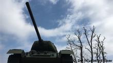 Sachsen Beilrode Panzerdenkmal
