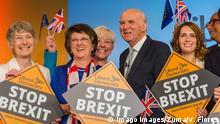 Großbritannien Regionalwahlen Liberale