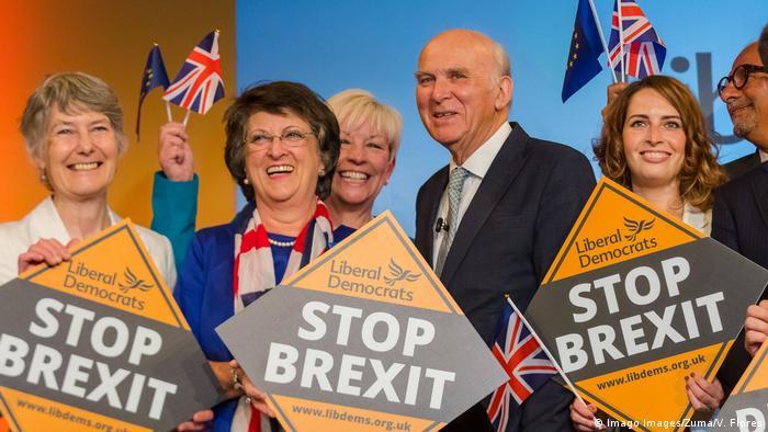 На місцевих виборах у Великобританії симпатії виборців на стороні противників Brexit