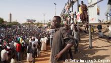 Sudan Khartoum Proteste gegen Militärregierung