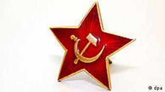Symbolbild - Sowjetstern - Kommunismus Hamer und Sichel