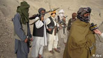The Taliban pose a serious threat to the proposed project