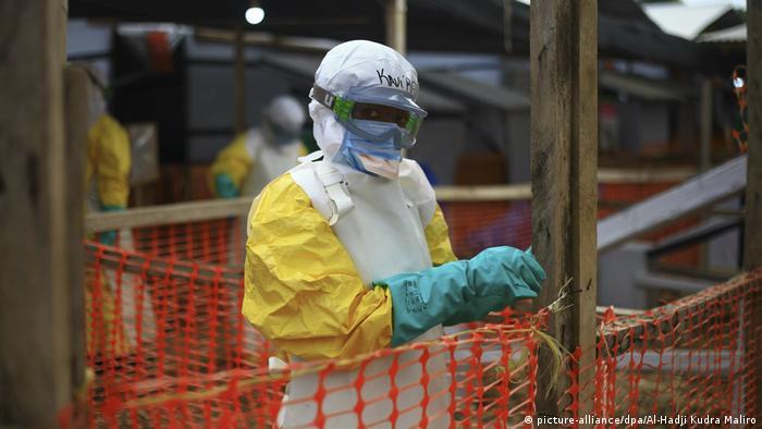 Kongo| Ebola
