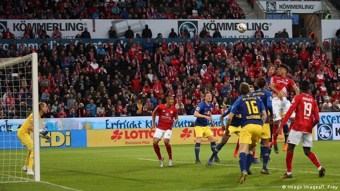 Fußball Bundesliga Mainz 05 - RB Leipzig (Imago Images/T. Frey)