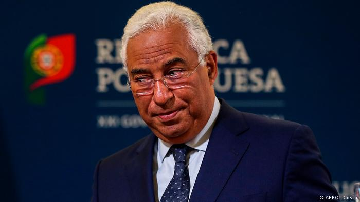 Portugal Antonio Costa in Lissabon (AFP/C. Costa)