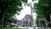 Bosnein-Herzegowina Foca Wiedereröffnung der Aladza Moschee