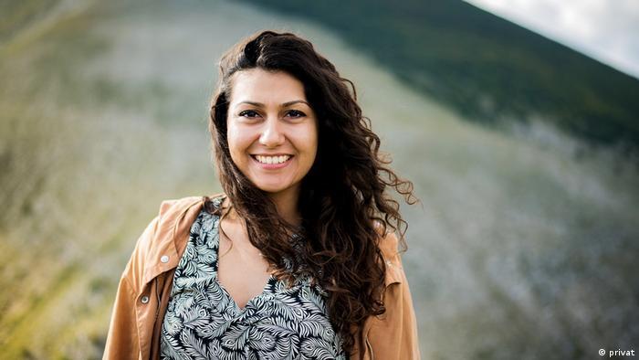 Inga Kotlo, Assistentin | Bosnien und Herzegowina Universität Mostar