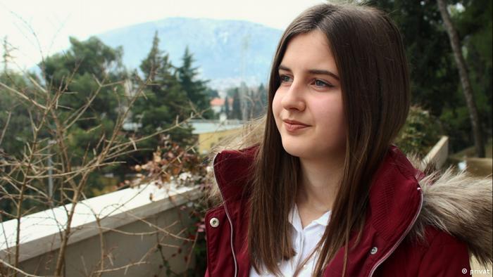 Ana Susac, Studentin | Bosnien und Herzegowina Universität Mostar