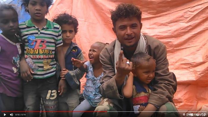 Jemen Krieg l Hilfsorganisationen l Filmstill