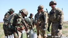 Afghanistan Heart | Artillerie-Training der Armee durch US-Army