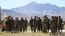 Afghanistan Heart | Artillerie-Training der Armee durch US-Army (DW/S. Tanha)