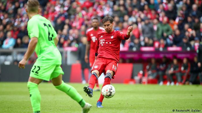 Opinion: Bayern Munich do not look like Bundesliga champions