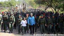 Venezuela politische Krise Maduro Militär