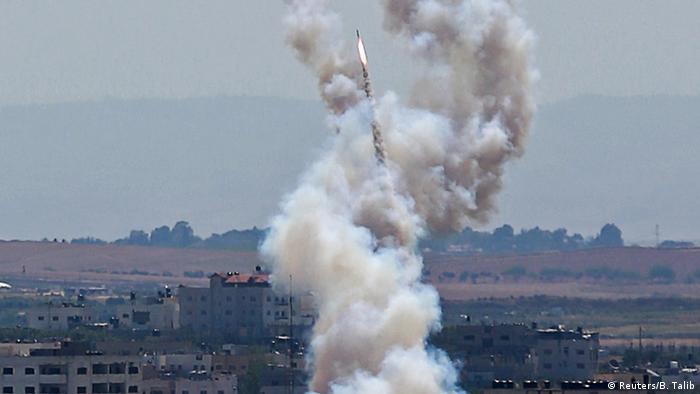 Israel Gazastreifen Raketenangriffe