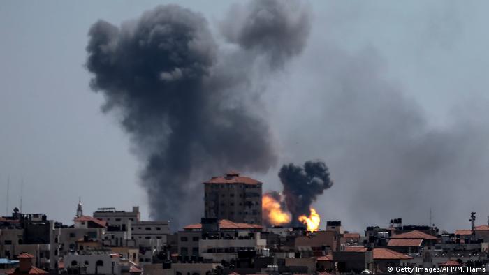Ізраїльський удар по Сектору Гази