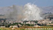 Syrien Provinz Idlib Kämpfe
