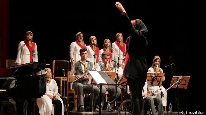 اعضای این ارکستر از شش استان فارس، مازندران، تهران، گیلان، گلستان و خراسان رضوی خردادماه گردهم آمدند