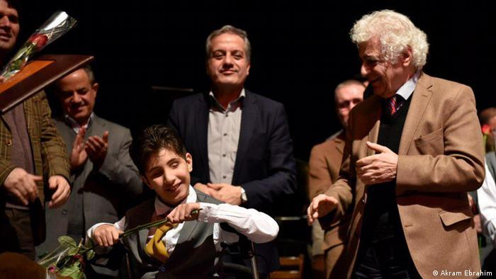 این ارکستر ویژه در آذرماه سال ۱۳۹۷ با حضور نمایندگان یونیسف و بهزیستی ایران رونمایی شده بود