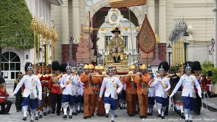 Thai activists accused of defaming king ′disappear′ | News