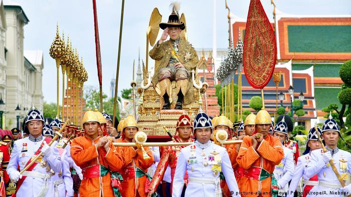 Monarki Thailand