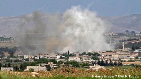 Спостерігачі не підтверджують інформацію США про хіматаку в Сирії