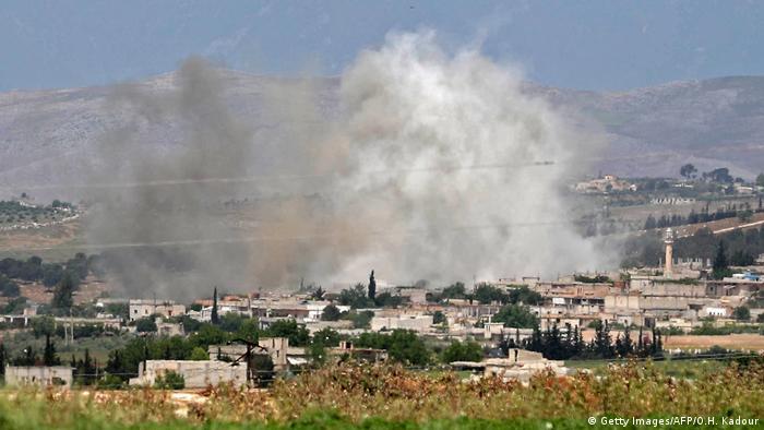 Provincia de Idlib, último bastión yihadista en Siria.