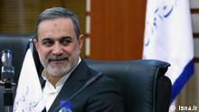 Mohammad Bat'haei, der Bildungsminister des Iran