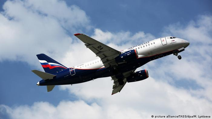 Гражданские самолеты германии