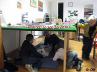 Una mañana en el Centro de Padres de Berlín.