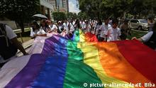 Symbolbild: LGBT in Guatemala