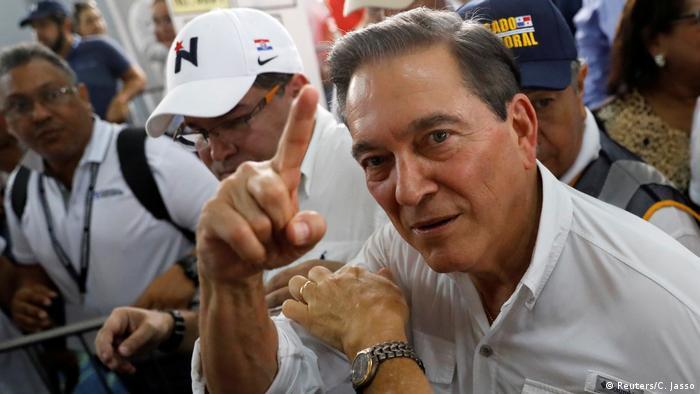 Panama City: Präsidentschaftswahlen in Panama (Reuters/C. Jasso)
