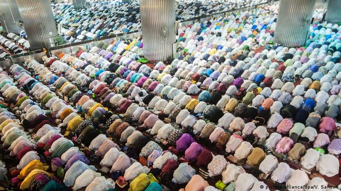 BdTD Ramadan in Indonesien