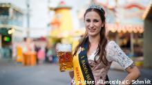 BdT Wahl der ersten baden-württembergischen Bierkönigin