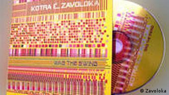 Album Wag the Swing der ukrainische Musikerin und Künstlerin Zavoloka