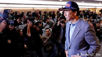 Taiwan Taipeh | Terry Gou, CEO Foxconn Technology Group (Reuters/T. Siu)