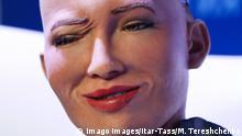 Roboter Sophia