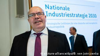 Κρατική βοήθεια για γερμανικές επιχειρήσεις προβλέπει η βιομηχανική στρατηγική του Πέτερ Άλτμαιερ