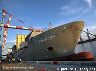 کشتی فرانکوپ