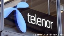 Norwegen Telenor Telekomfirma