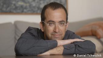 Israeli author Yishai Sarid
