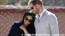 UK Monarchie l Prinz Harry und Herzogin Meghan l Baby Sussex