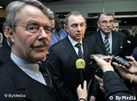 Посол Германии в Беларуси Гебхардт Вайс