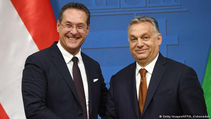 Hungary's Orban rescinds support for Manfred Weber in EU vote
