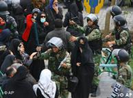 درگیریهای روز عاشورا در تهران