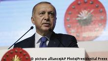 Türkei l Bürgermeisterwahl in Istanbul wird wiederholt l Präsident Erdogan