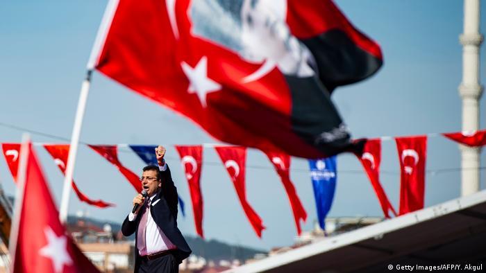 Türkei l Bürgermeisterwahl in Istanbul wird wiederholt l Ekrem Imamoglu